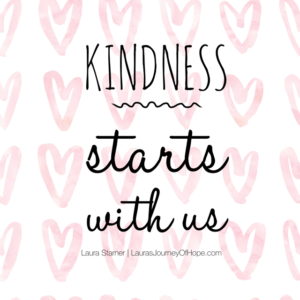 Kindness Starts With Us