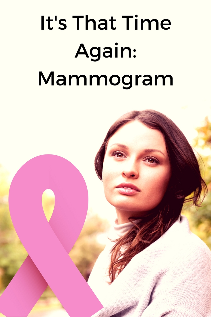 It's That Time Again: Mammogram | Breast Cancer