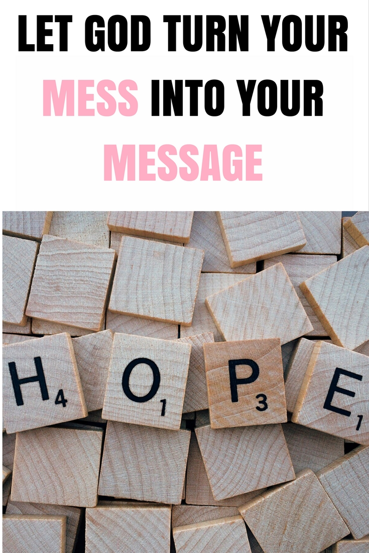 Let God Turn Your Mess into Your Message | Hope | Breast Cancer | Story of Hope