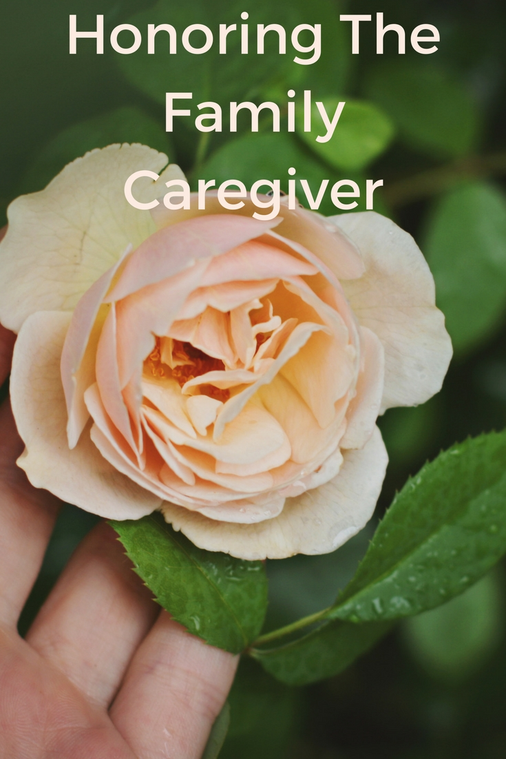 Honoring The Family Caregiver