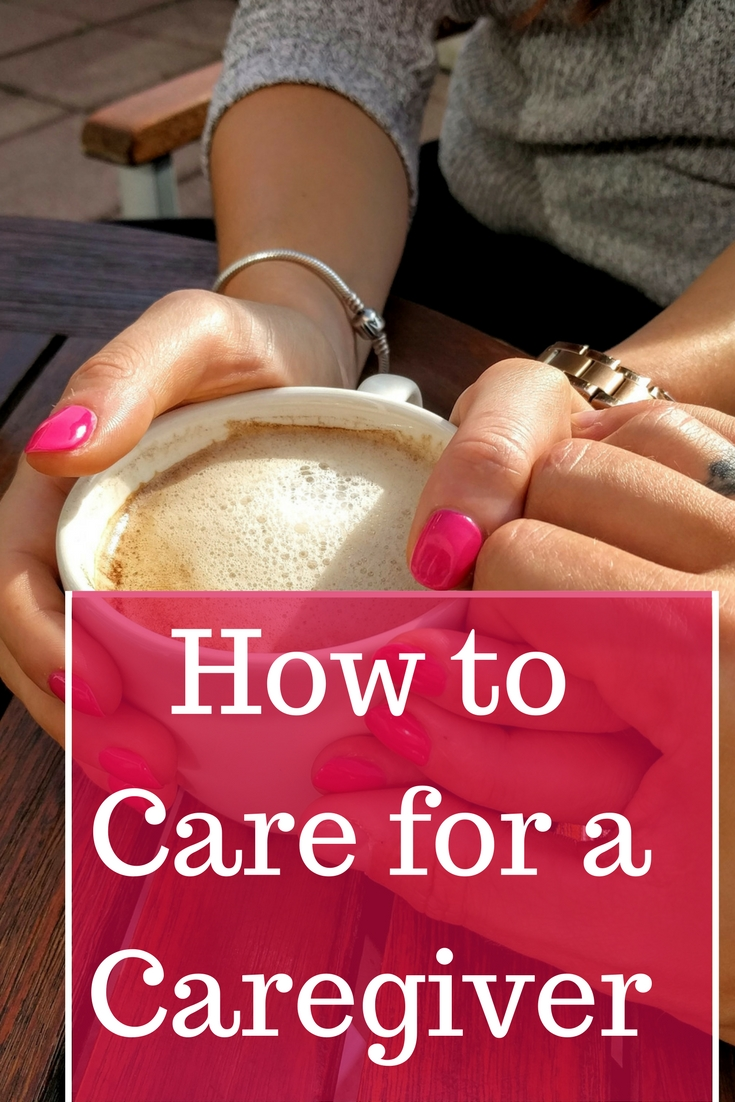 How to Care for Those Who Care for Others
