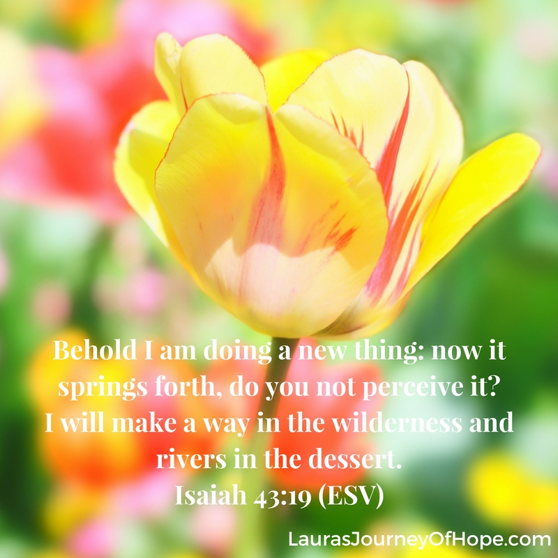 """And he who was seated on the throne said """"Behold, I am"""